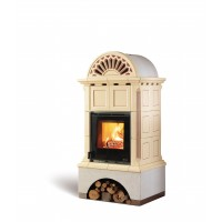 Wood stoves Nordica Anthea Silk Vogue 8kW